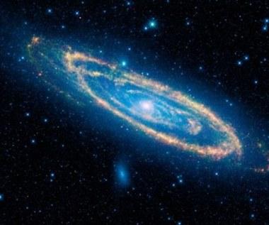 """Galaktyki karłowate """"tańczą"""" wokół siebie"""