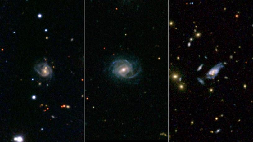Galaktyki superspiralne są nawet 10 razy masywniejsze od Drogi Mlecznej /NASA