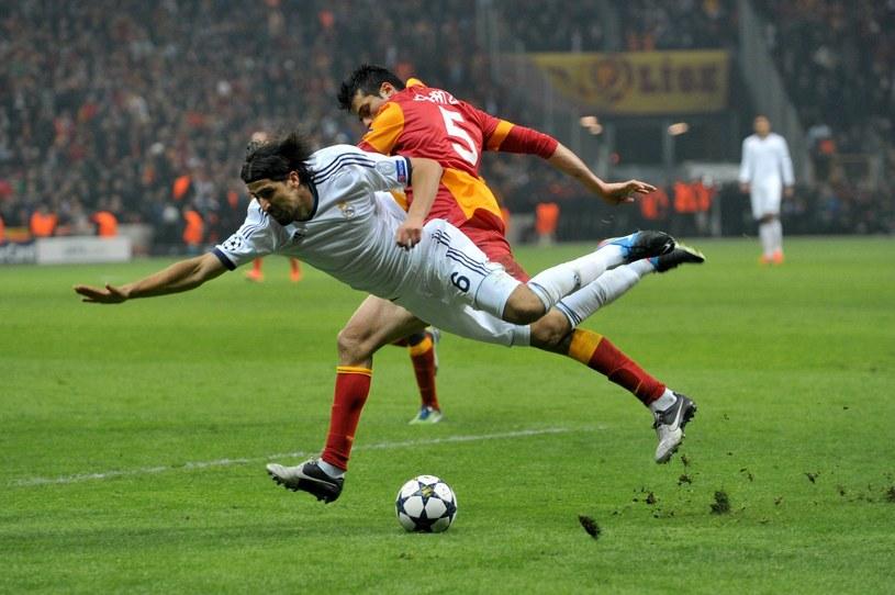 Galatasaray zamierza pokonać Real Madryt /AFP