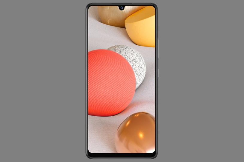 Galaxy A42 /materiały prasowe