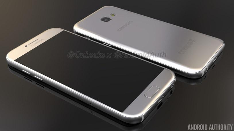 Galaxy A5 2017 będzie bardzo podobny do S7 /Android Authority /Internet