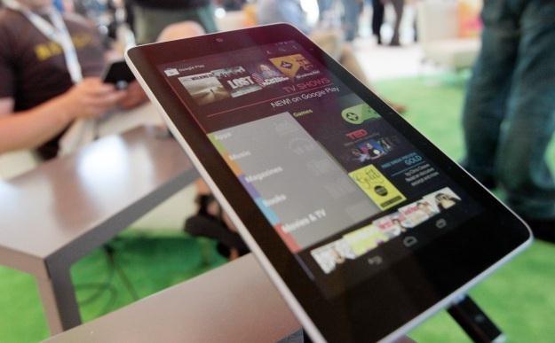 Galaxy Nexus 7 - pierwszy tablet Google to bardzo udany produkt. Chcemy go w Polsce! /AFP
