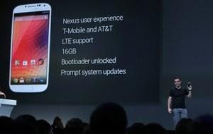 Galaxy S 4 bez nakładki Samsunga to pomyłka?