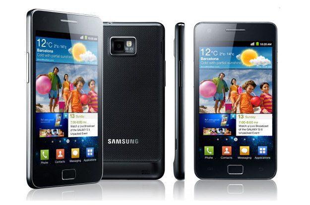 Galaxy S II - naprawdę smukły i lekki. Ale przede wszystkim - naprawdę dobry /materiały prasowe