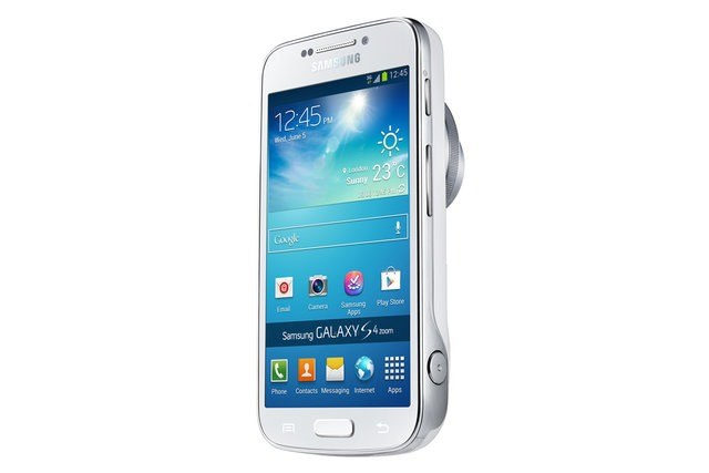 Galaxy S4 zoom /materiały prasowe