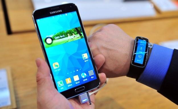 Galaxy S5 czeka na następcę /AFP