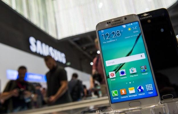 Galaxy S6 /AFP