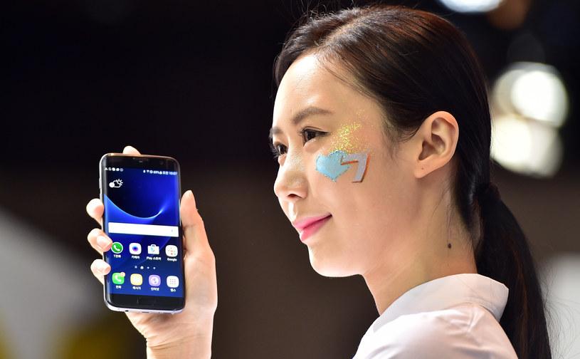 Galaxy S8 nie będzie miał wersji Edge /AFP