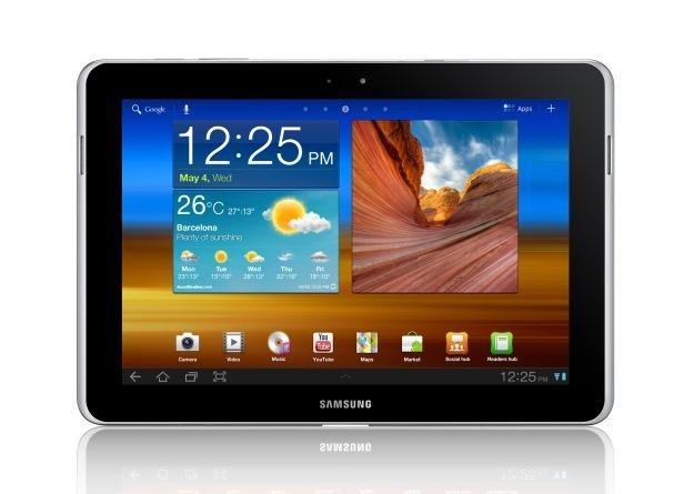 Galaxy Tab 10.1 może doczekać się potężnego następcy /AFP