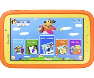 Galaxy Tab 3 Kids, czyli tablet Samsunga dla dzieci