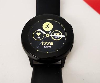 Galaxy Watch Active - test