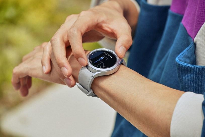 Galaxy Watch4 Classic /materiały prasowe
