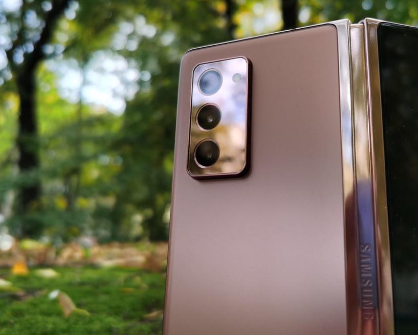 Galaxy Z Fold2: /INTERIA.PL