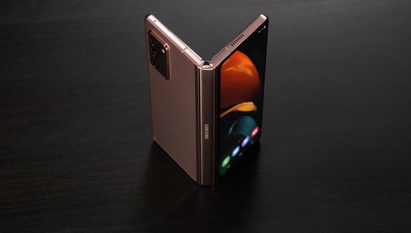 Galaxy Z Fold2: /materiały prasowe