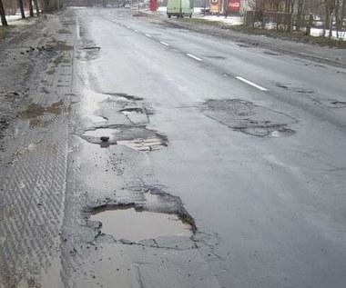 Galeria dziurawych dróg!