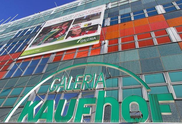 Galeria Kaufhof przechodzi w kanadyjskie ręce /EPA