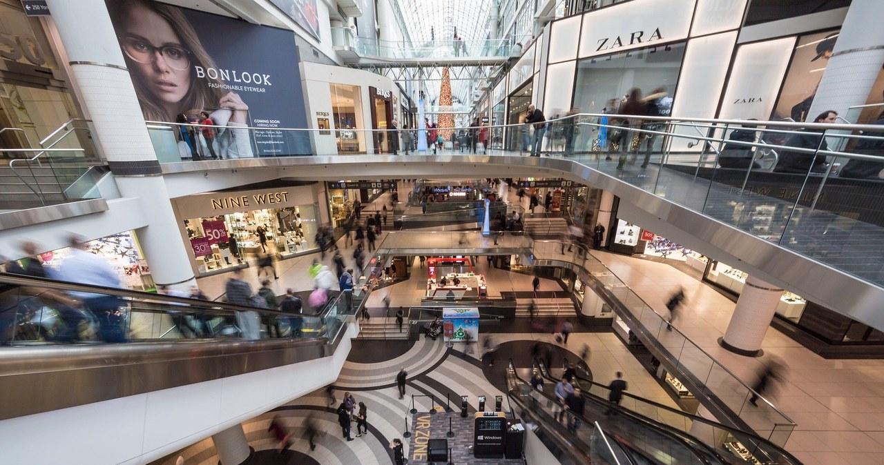 Galerie handlowe - kiedy zostaną otwarte? Znamy datę