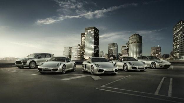 Gama Porsche liczy obecnie pięć modeli: Cayenne, 911, Cayman, Boxster i Panamera. /Porsche