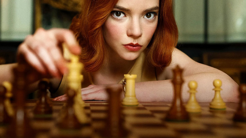 """""""Gambit królowej"""" /Netflix /materiały prasowe"""