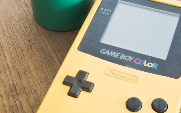 Game Boy /123RF/PICSEL