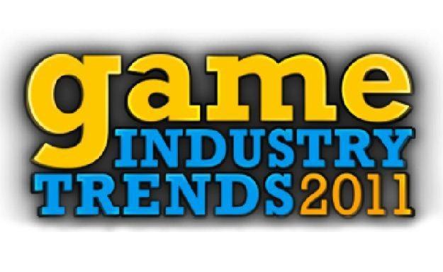 Game Industry Trends 2011 - logo konferencji /Informacja prasowa