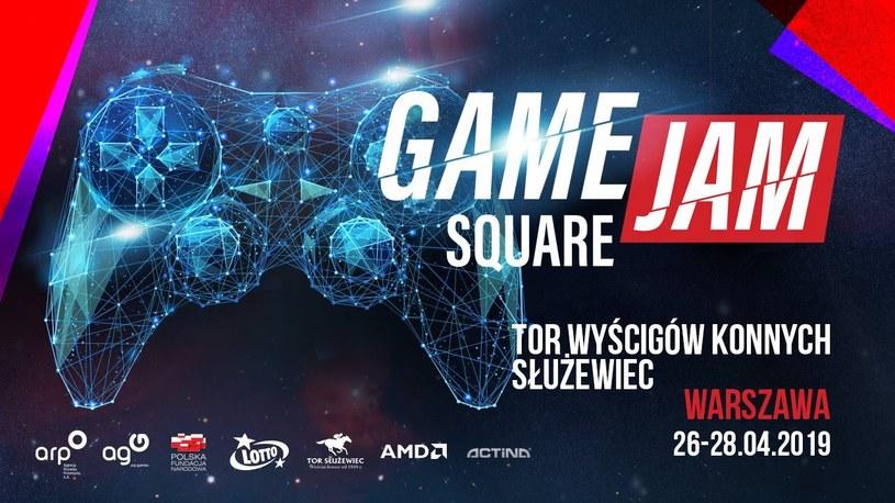Game Jam Square /materiały prasowe
