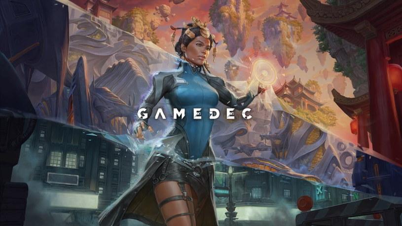 Gamedec /materiały prasowe