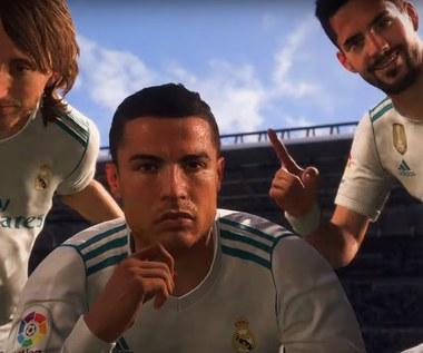 Gamescom'17: FIFA 18 - nowy zwiastun gry
