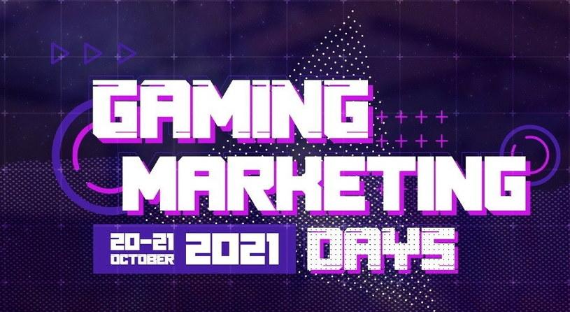 Gaming Marketing Days /materiały prasowe