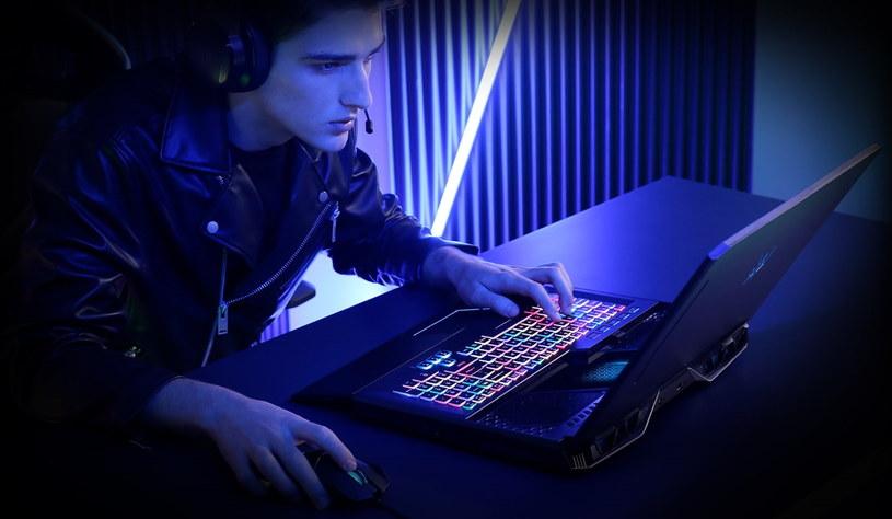 Gamingowe laptopy nie przypominają swoich poprzedników sprzed lat - zdecydowanie nie straszą designem /materiały prasowe