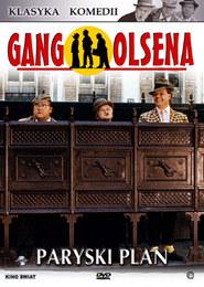 Gang Olsena. Paryski plan