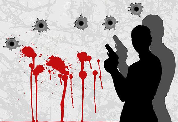Gangsterzy zwykle kończyli marnie... /Istockphoto