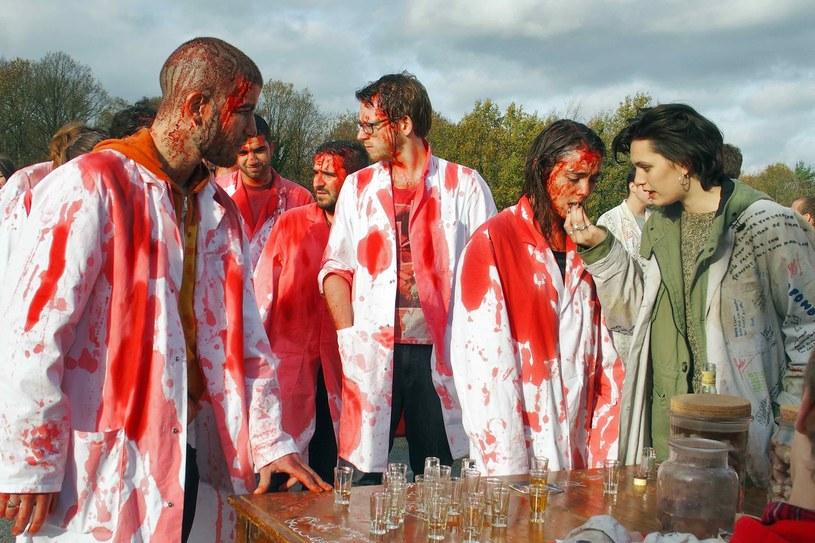 """Garance Marillier wciela się w główną rolę w """"Mięsie"""" /materiały prasowe"""