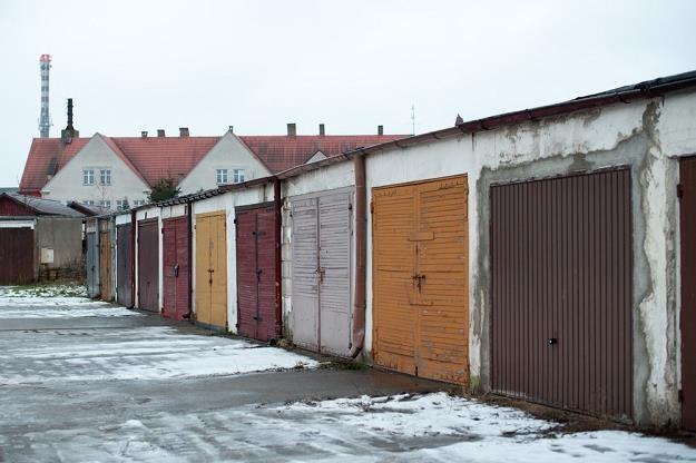 Garaż to luksus? / Fot: Krzysztof Korczak /Reporter
