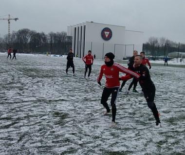 Garbarnia Kraków - Cracovia 5-5 w meczu sparingowym