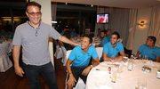 Garcia i piłkarze Barcelony