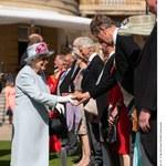 Garden party w pałacu Buckingham