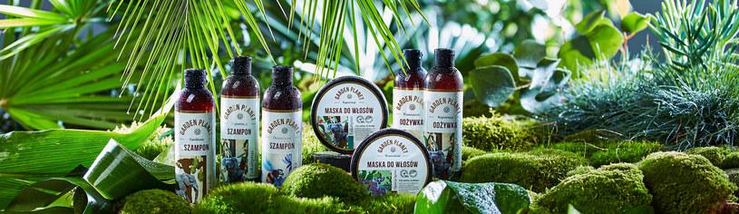 Garden Planet, nowa naturalna marka do pielęgnacji włosów /INTERIA.PL/materiały prasowe