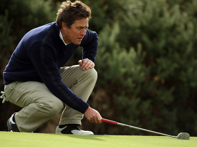 Gardzę tym sportem, ale nie potrafię się od niego uwolnić - mówi Hugh  /Getty Images/Flash Press Media