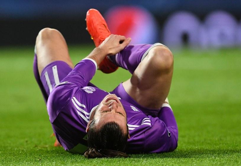 Gareth Bale doznał kontuzji 22 listopada /AFP