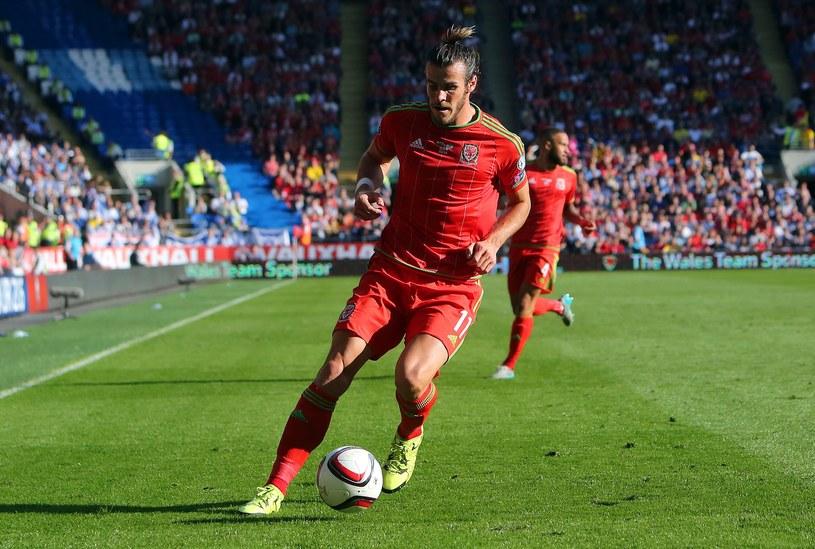 Gareth Bale jeszcze nie wywalczył awansu z reprezentacją Walii /AFP
