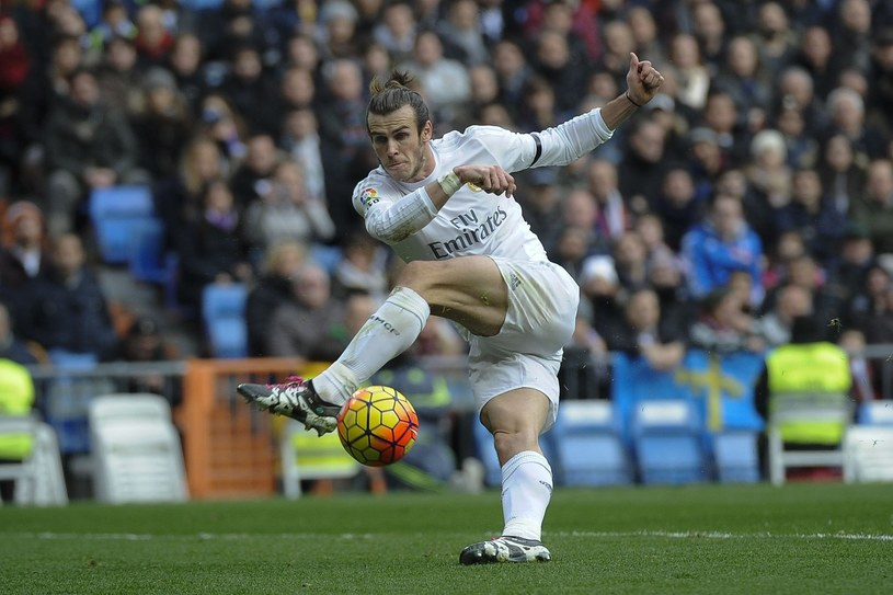 Gareth Bale ma dobre statystyki, ale często nie gra z powodu kontuzji /AFP