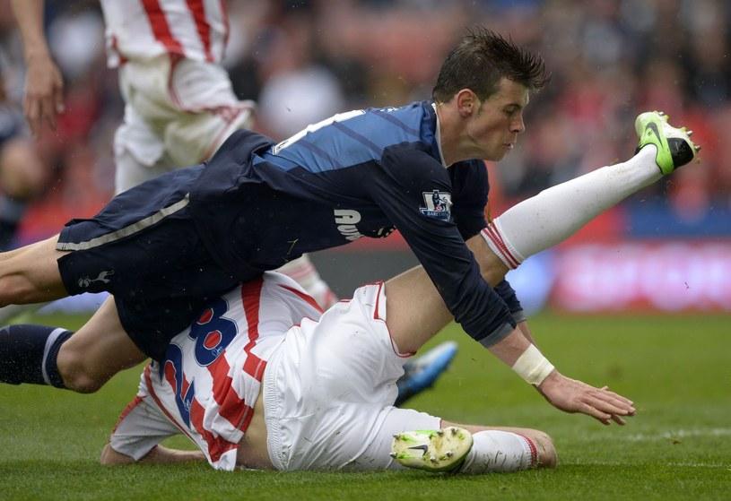 Gareth Bale może zamienić Tottenham na Real Madryt /AFP