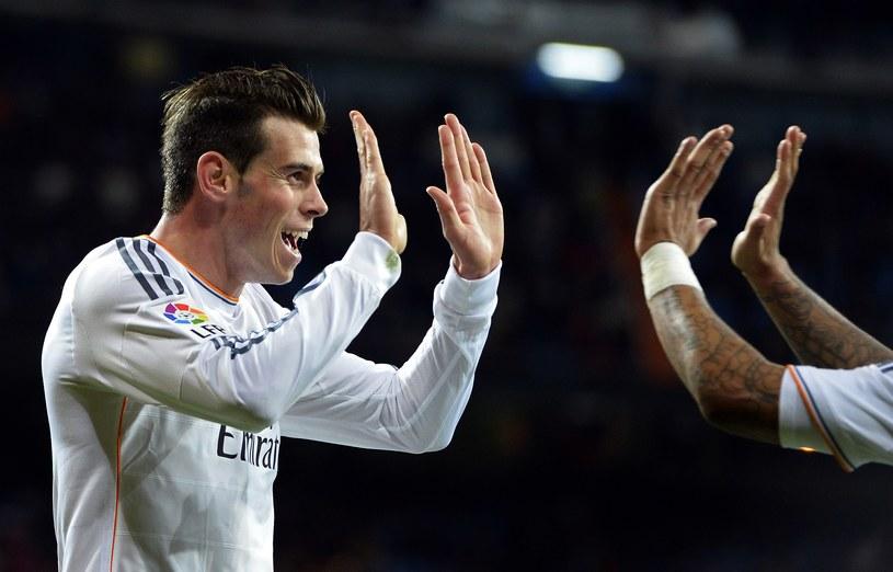 Gareth Bale poprowadził Real Madryt do zwycięstwa /AFP