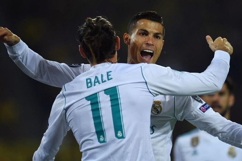 Gareth Bale w lecie przestanie być kolegą CR7? /AFP