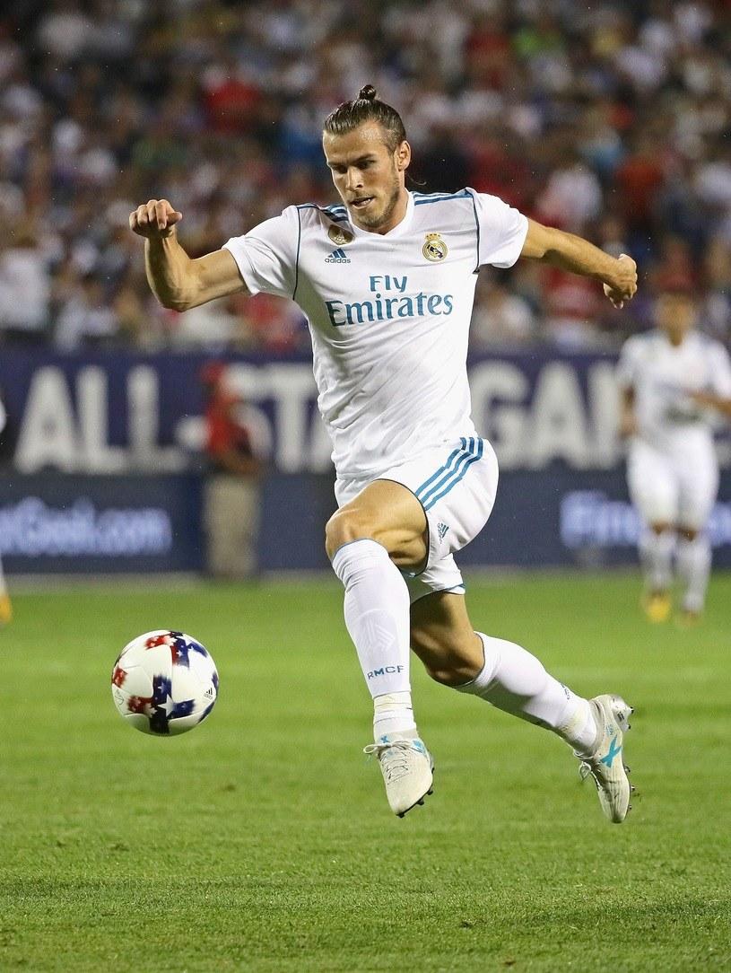 Garetn Bale 3 dni temu zagrał w meczu Realu z gwiazdami MLS /AFP