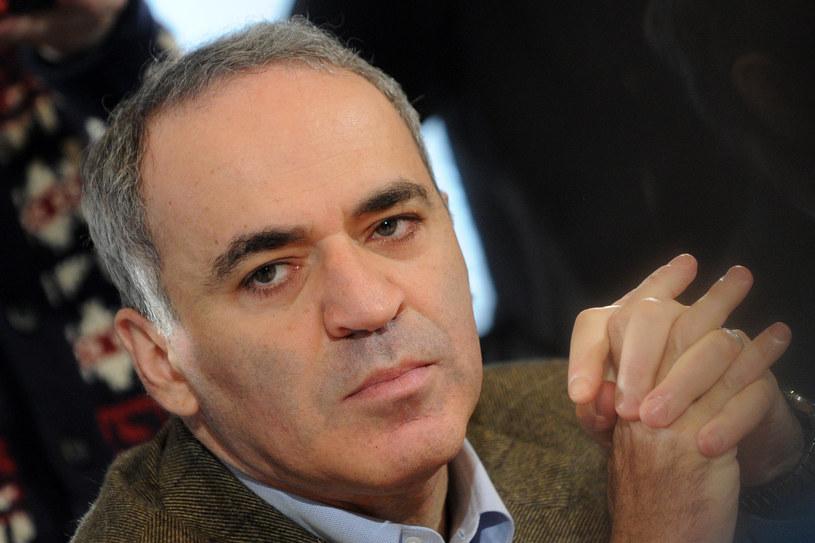 Gari Kasparow /AFP