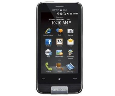 Garmin-Asus Nuvifone M10 - smartfonowy GPS