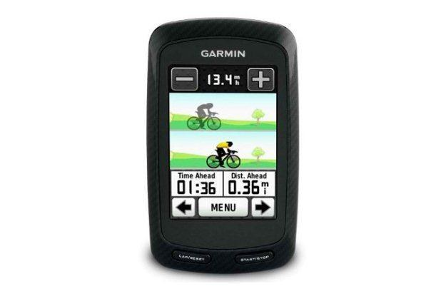 Garmin Edge 800 - dobra propozycja na rowerzystów, także tych bardziej niedzielnych /materiały prasowe
