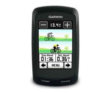 Garmin Edge 800 - rowerowy GPS